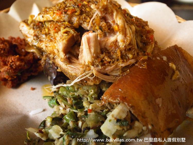 歐卡媽媽烤豬飯  饕客限定 峇里島必吃 巴里島 自由行 旅遊 巴厘島