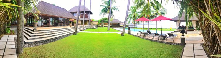 絕色-沙努區峇里島Villa